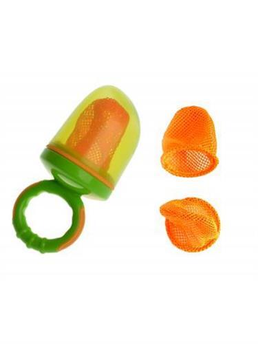 Dětská krmící síťka na potraviny Akuku zelená