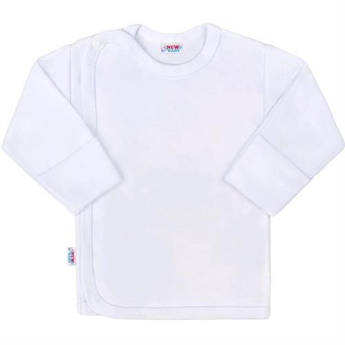 kojenecká košilka bílá