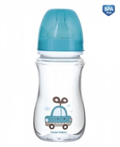 Antikoliková lahvička široké hrdlo Canpol babies
