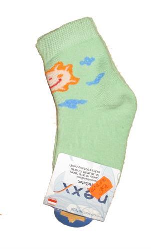 Dětské froté ponožky vel. 14-16