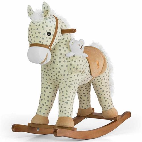 houpací kůň s melodií Milly Mally Pony