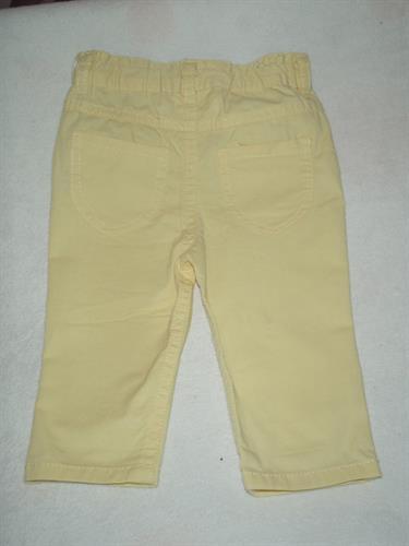 Dívčí kojenecké kalhoty vel. 68 - POUŽITÉ