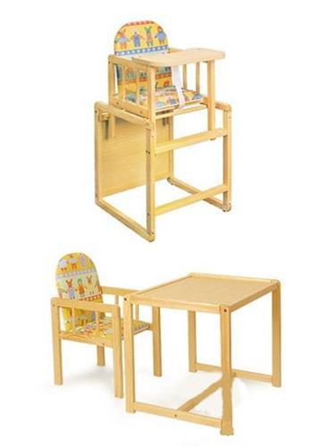 Dřevěná jídelní židlička Agnežka