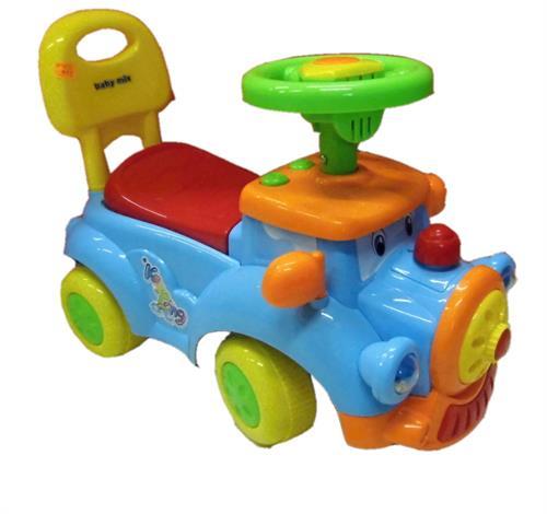 Dětské odrážedlo Baby Mix - mašinka
