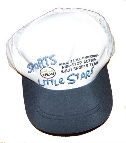 Dětská kšiltovka sport - modrá