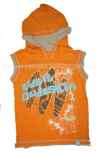 Chlapecké triko s kapucí - Dudeskin