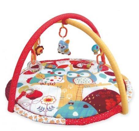 hrací deka s hrazdičkou Baby mix