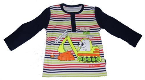 Chlapecké triko Vejnar - bagr