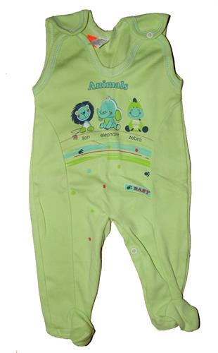 Kojenecké dupačky New Baby - zelené