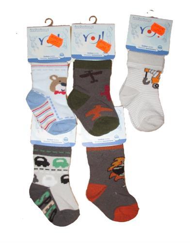 Chlapecké ponožky vel. SSS