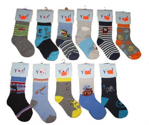Chlapecké ponožky vel. L