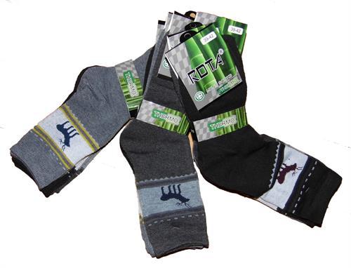 Pánské thermo ponožky - 3 ks