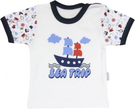 Chlapecké tričko - parník