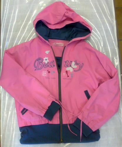 Dívčí bunda - použitá