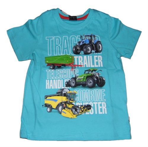 Chlapecké triko GT - traktor