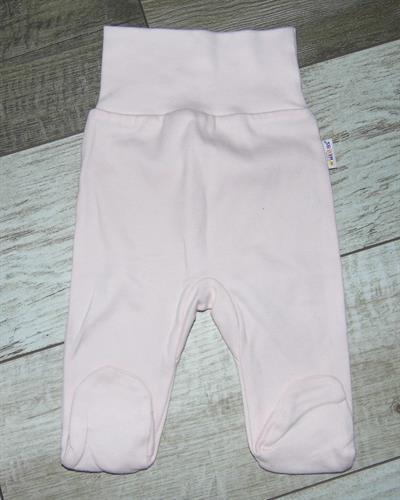 kojenecké polodupačky - světle růžové
