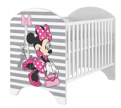 Dětská postýlka Disney Minnie v Paříži