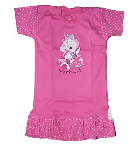 Dívčí noční košilka Vejnar - naše princezna