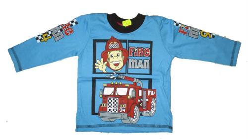 Chlapecké triko Vejnar - hasič