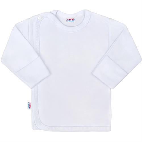 kojenecká košilka - bílá