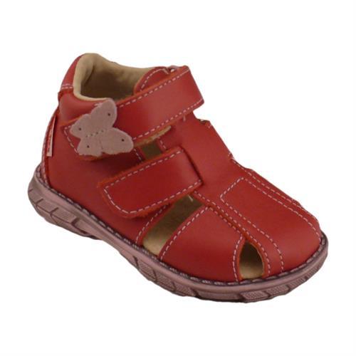 dětské sandálky Pegres - červené