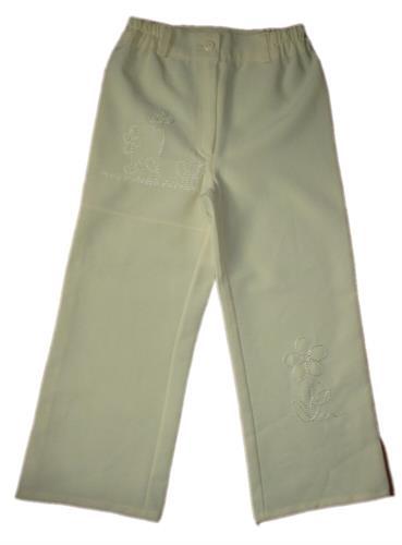Dívčí letní kalhoty Daminka vel. 116