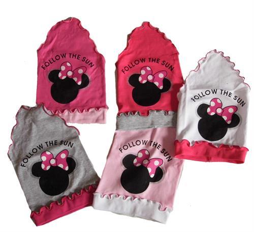 Dívčí šátek minie