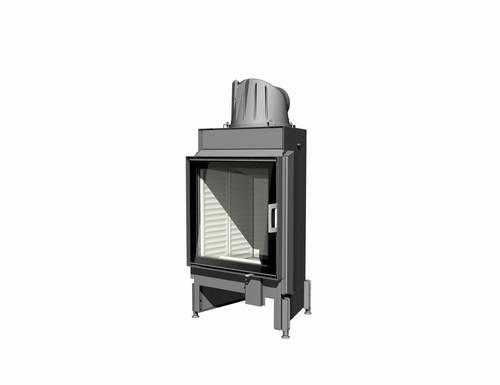 Austroflamm 55/57K-rovné sklo