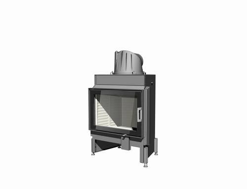 Austroflamm 65/45K-rovné sklo