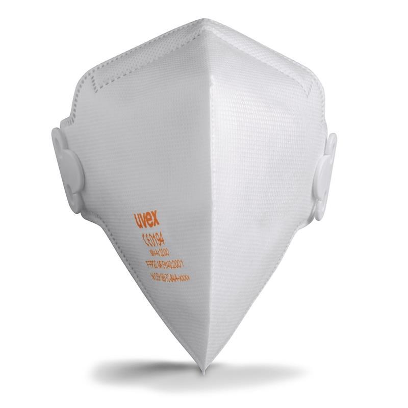 uvex - silv-Air c 3200 -FFP1- skládací bez ventilu