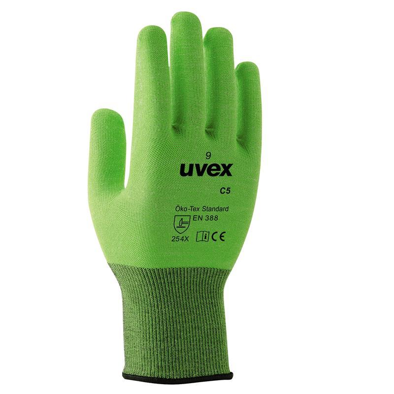 uvex C5 liner  - 27 cm,v.7-11,bambus/Dyneema/sklo/polyamid, bez povrstv.,