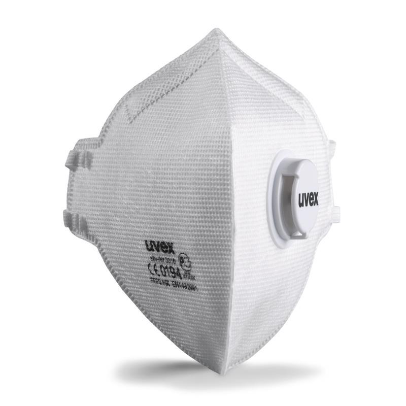 uvex - silv-Air c 3310 -FFP3- skládací s ventilem