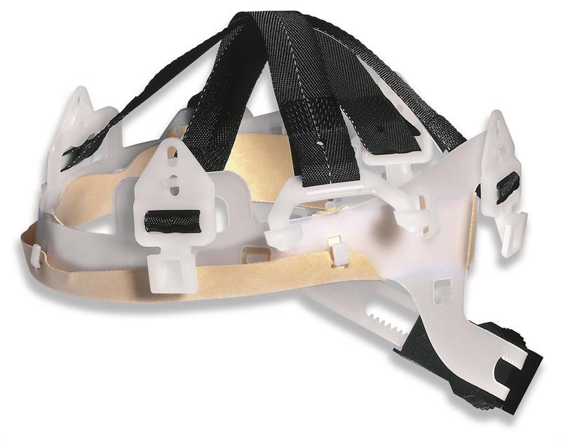 uvex 9760 - náhlavní vložka s otočným regul. pro airwing