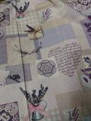 Ubrus bavlněný 140x140 ,, Provence,,
