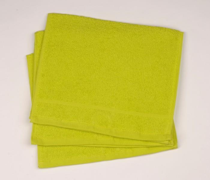 Malý froté ručník 30x50 zelený / pistaáciový/