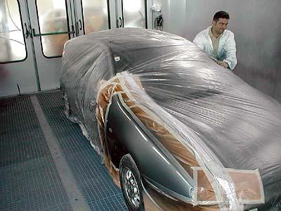 Lakování aut brno