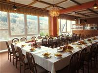 Nová restaurace Hotel Dlouhé Stráně