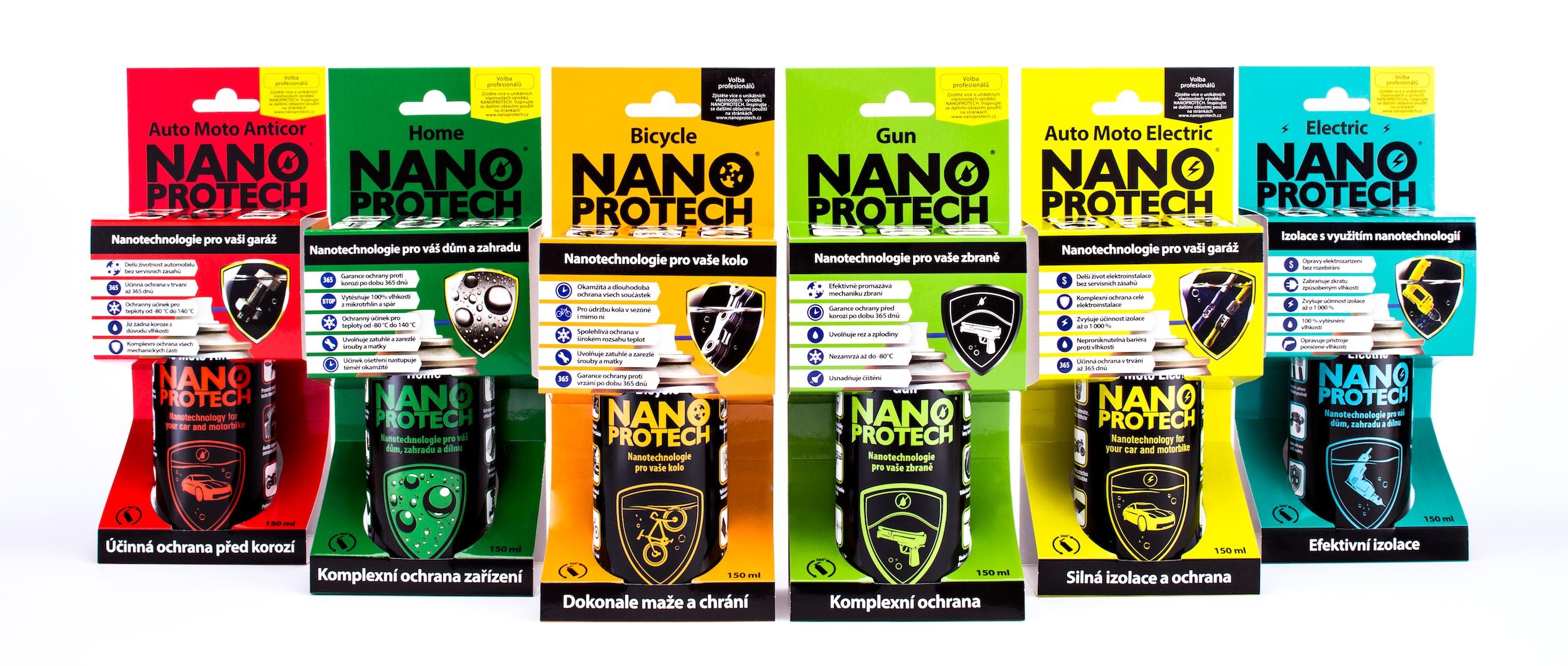 96f4dca5f4b NANO Produkty a impregnace