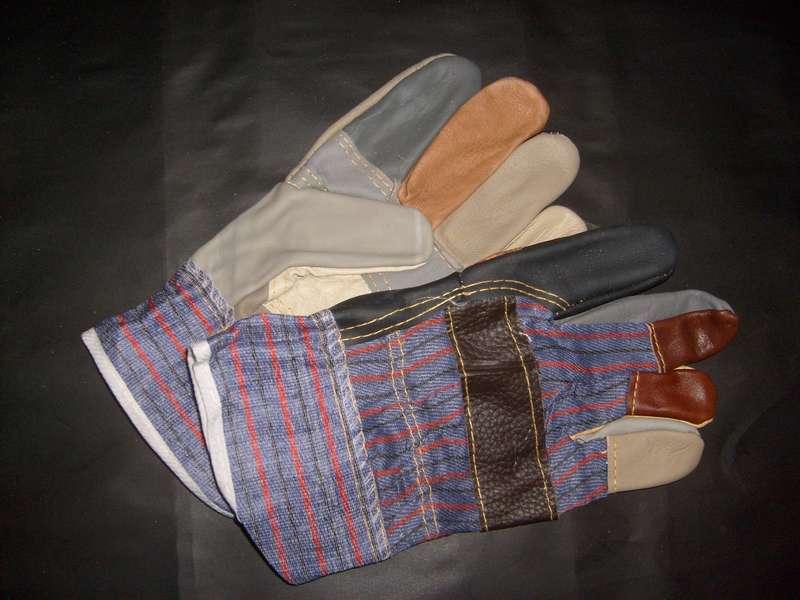 Pracovní a ochrané rukavice 0b664bf9ad