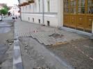 výstavba zámkové dlažby