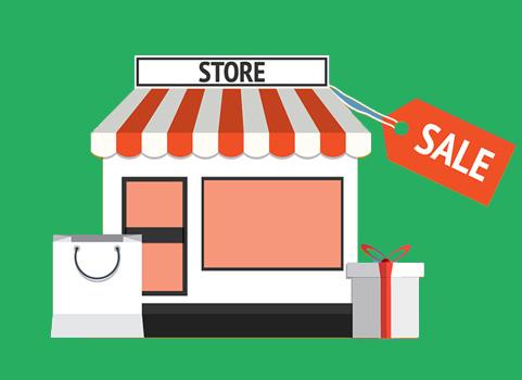 Elektronický obchod - E-SHOP