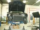 autokarosárna, oprava karoserií