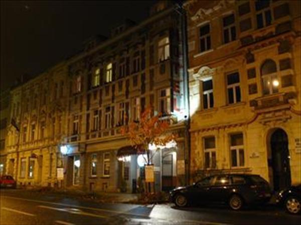 Ubytování Chomutov hotel Clochard