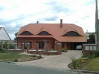 RD Tvarožná Lhota - krytina Tondach Bobrovka
