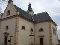 Kostel Lanžhot - TRF14 Glazura
