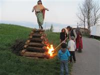 pálení čarodějnic hospoda u čerta