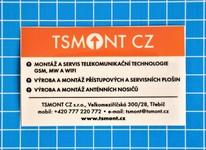 Stitek TSMONT CZ
