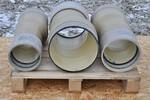 Sklolaminátové potrubí HOBAS - redukce od DN 150-600