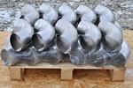 Nerezové potrubí - kolena DN 150 - 600