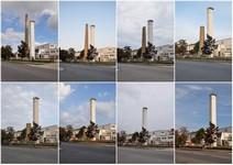 Demolice komina - Jihlava